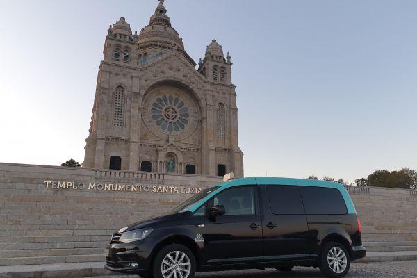 tours viana castelo viaturas 5, 7, 9 seats